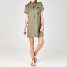 Женское платье Firetrap Shacket Dress Ladies