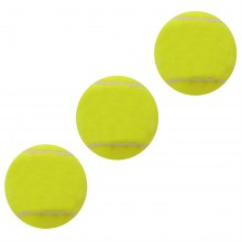 Mixed 3 Pack Tennis Balls