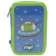 Star Loaded Pencil Case