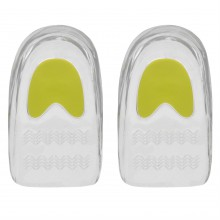 Dunlop Perforated Junior Gel Heel Cups