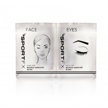 SportFX Face Off Makeup Remover Wipes