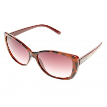 French Connection Plastic Oversized Cat Eye Sunglasses Ladies