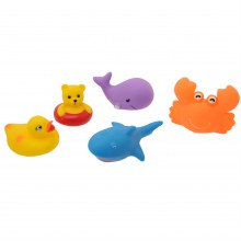 WIN Squeaker Swimming Paddling Pool Toys