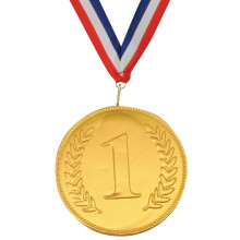 What Chocolate Medal