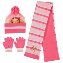 Character 3 Piece Winter Set Childrens