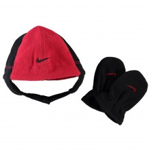 Детская шапка Nike Polar Fleece Hat Set Infants