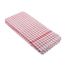 Stanford Home 2pk Chk T Towel Red 00