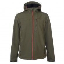 Diem Quest Soft Shell Jacket Mens