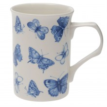 Price and Kensington Botanical Blue Mug