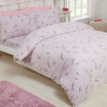 Linens and Lace Printed Bedset