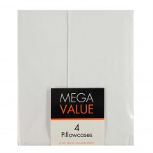 Linens and Lace 4 Pack Pillow Cases
