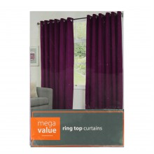 Linens and Lace Ring Top Curtains