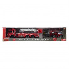 Fire Power Fire Truck Rescue Play Set