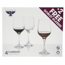 Ravenhead Cabernet Wine Glasses
