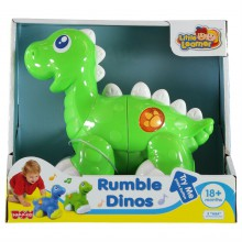 Rumbling Rumble Dino