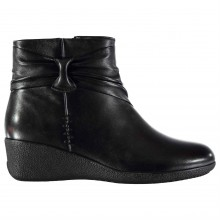 Kangol Winnie Ladies Wedge Boots