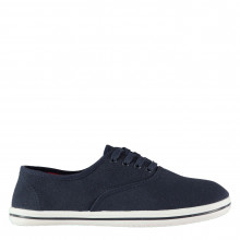 Slazenger Canvas Pump Jnr 84