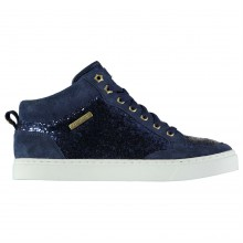 Firetrap Joy Hi Top Trainers Ladies