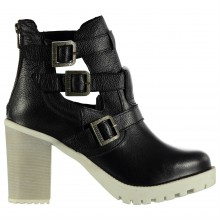 Firetrap Blackseal Quince Ankle Boots