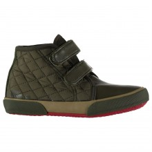 Crafted Quilted Boots Infant Boys