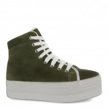 Jeffrey Campbell Homg Suede Wash Hi Tops