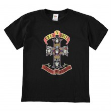 Official Official Guns and Roses Tee Shirt Junior