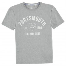 Team Portsmouth Est T Shirt Junior Boys