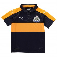 Puma Newcastle United Away Shirt 2016 2017 Junior