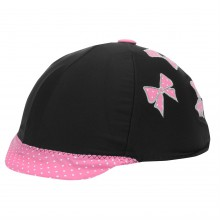 Carrots Pink Bow Hat Cover