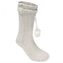 Firetrap Chunky Socks Ladies