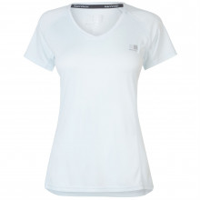 Женская футболка Karrimor Short Sleeve Run T Shirt Ladies