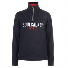 SoulCal Deluxe Funnel Sweater