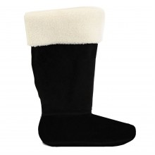 Tayberry Sherpa Cuff Welly Sock