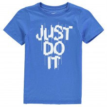 Nike Oversize Just Do It T Shirt Junior Boys
