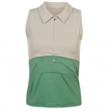 Женская футболка HEAD Capsule Tennis Polo Ladies
