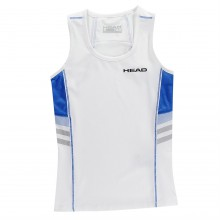 Детская майка HEAD Club Girls Tank