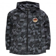 Airwalk Camo Jacket Junior Boys