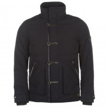 Lee Cooper Button Down Jacket Mens