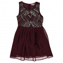 French Connection Blackberry Dress Juniors
