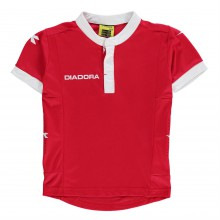 Diadora Fresno T Shirt Junior Boys