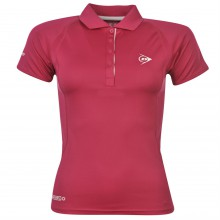 Dunlop Performance Polo Shirt Ladies