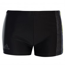 adidas Fit Boxer Swim Trunks Junior Boys
