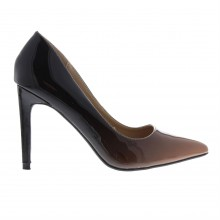 Full Circle Ombre Ladies Court Shoes