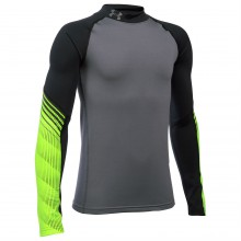 Under Armour ColdGear Mock Neck Baselayer Junior