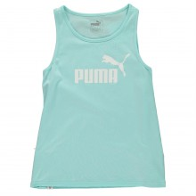 Детская майка Puma Logo Print Tank Top Junior Girls