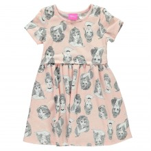 Character Jersey Dress Infants