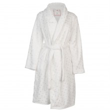 Rock and Rags Foil Star Robe Ladies