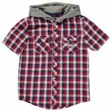 Firetrap Check Shirt Jn83