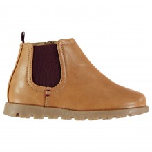 Crafted Zip Child Boys Chelsea Boots