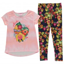 Character 2 Piece Jersey Set Infant Girls